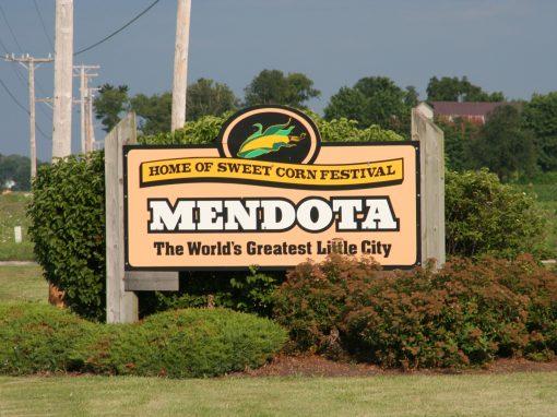 City of Mendota WWTP