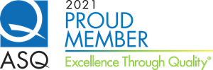 ASQ member 2021 logo